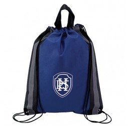 Reflector Drawstring Bag